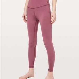 """NWT Lululemon Align High Rise Pant 25"""" $98-Size 10"""